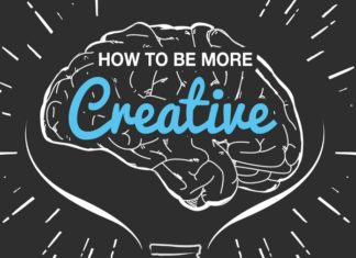 simple ways to improve creativity