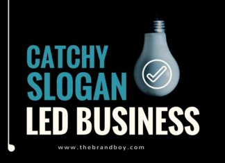109+ Catchy LED Business Slogans and Taglines | TheBrandBoy com