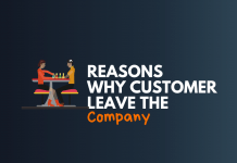 reasons why customer leave company