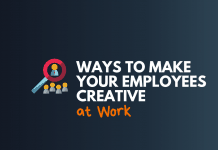 make your employee creative at work