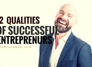 qualities successful entrepreneurs