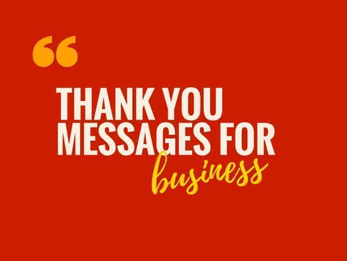 101 Brilliant Thank You Messages For Customers Video Infographic
