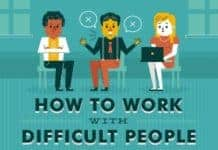 deal with difficult peoples