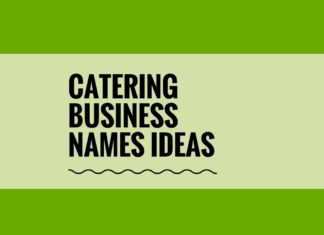 166+ Creative Catering Business Names ideas   Small Business