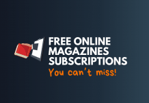 Free online Magazine Subscriptions