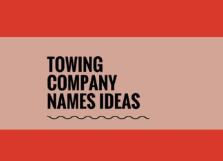 159+ Catchy Towing Company names | Small Business