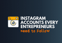 instagram accounts every entrepreneurs follow