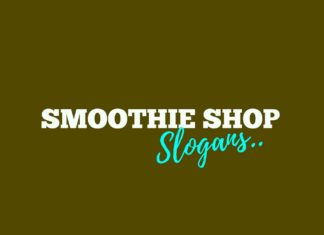 191+ Catchy Smoothie Shop Slogans & Taglines - thebrandboy com