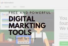 free digital-marketing-tools