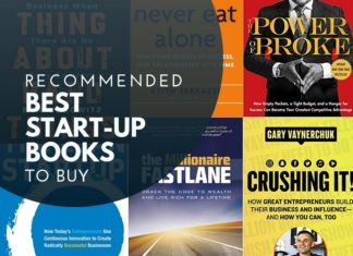 best startup books to buy