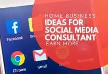 home business ideas for social media consult
