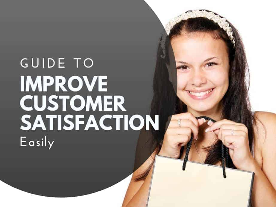 things to improve customer satisfaction
