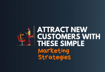 strategies to attract new customers