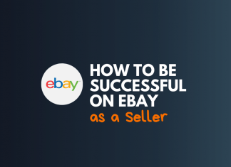 be successful seller on ebay