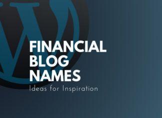 financial blog names