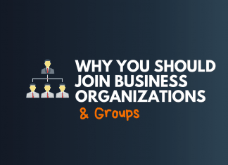 join business organization groups