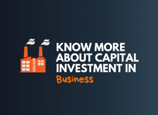 know about capital investment