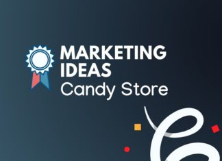 marketing ideas for candy store