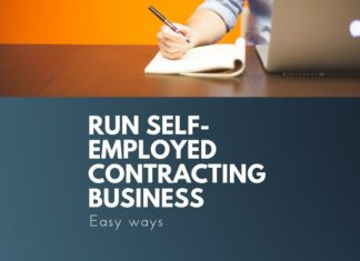 run contracting business