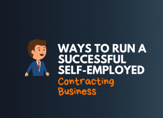 run successful self employed contracting business
