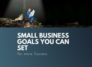 small business goals you can set