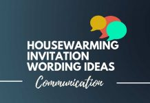 housewarming invitation wording ideas