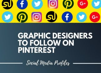 best graphic designers to follow on pinterest