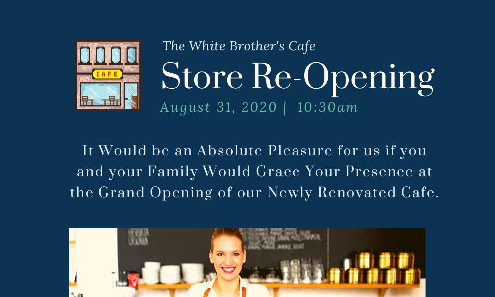 store grand opening invitation sample