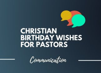 christian birthday wishes for pastors
