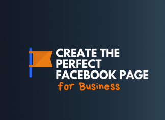 create facebook page for small business