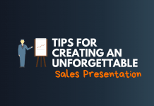 create unforgettable sales presentation