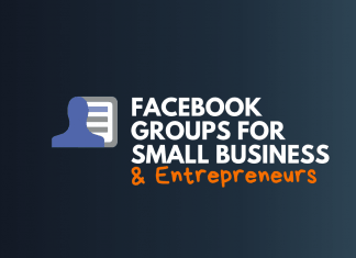 facebook group for small business