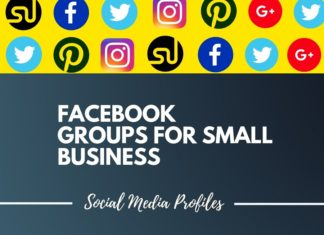 facebook groups for small business