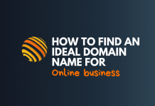 find ideal domain for online business