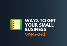 get your small business organized