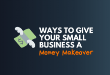 give business money makeover