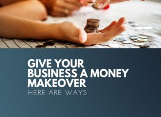 give your business money makeover