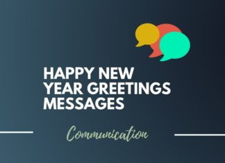Best Happy New Year Greetings Messages