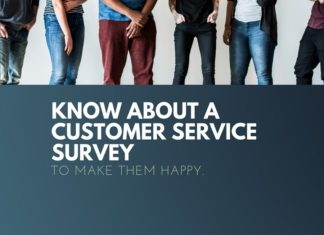 know about customer service survey