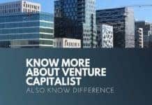 know more about venture capitalist