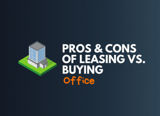 leasing vs buying office