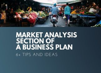 market analysis in business plan