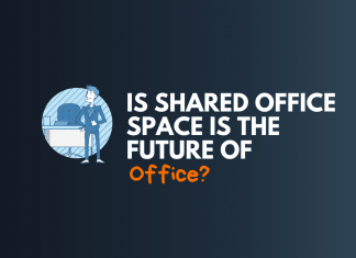 shared office is future office