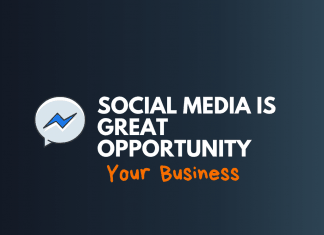 why social media is great opportunity for business