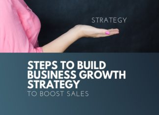 steps to build business growth strategy