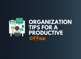 tips for productive office