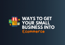 ways get small business into ecommerce