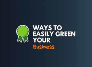 ways green your business