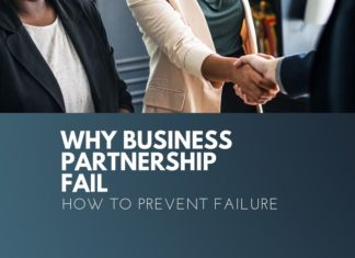 why business partnership fail