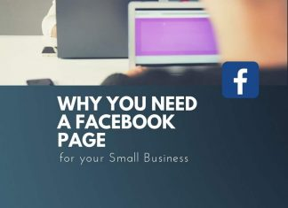 why you need facebook page